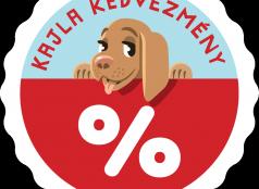 Kajla kedvezmény logó