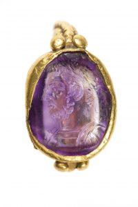 Caracalla gyűrű