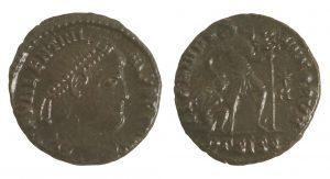 Valentinianus érem