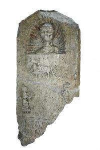 T. Claudius sírköve