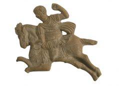 Marcus Aurelius agyagmodell