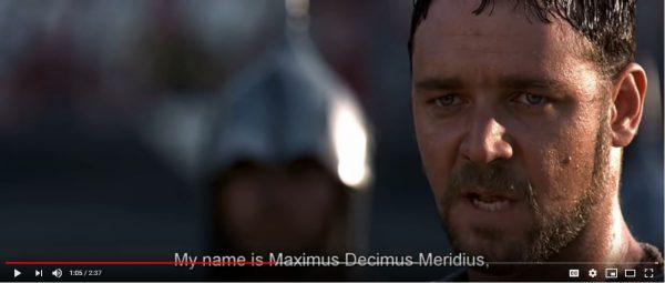 MaximusDecimusMeridius