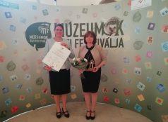 Múzeumpedagógia díj 2021